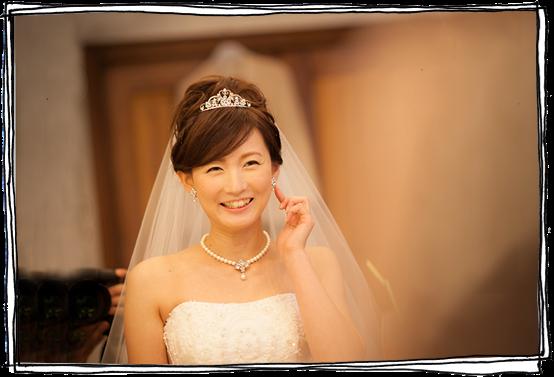 軽井沢の結婚式の事例2