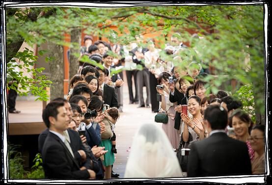 軽井沢の結婚式の事例3