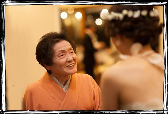 軽井沢の結婚式の事例4