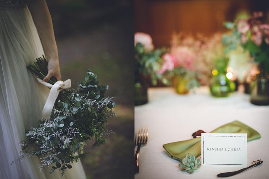理想の結婚式が実現した写真