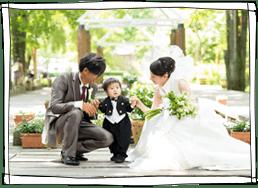 家族一緒に夏のフォトウェディング_インデックス写真