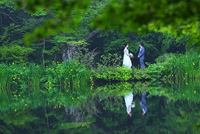 11の結婚式場を巡る軽井沢ウエディングバスツアー
