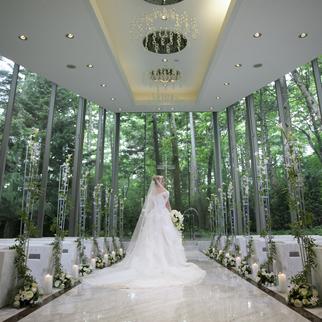 軽井沢の結婚式場イメージ2