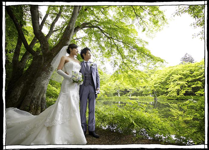 軽井沢ブライダル情報センター事例8-4