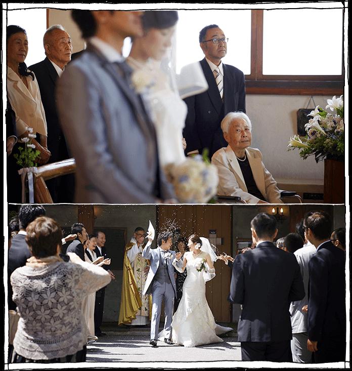 軽井沢ブライダル情報センター事例8-7