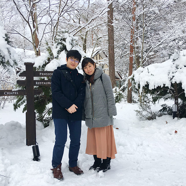 軽井沢開拓の写真